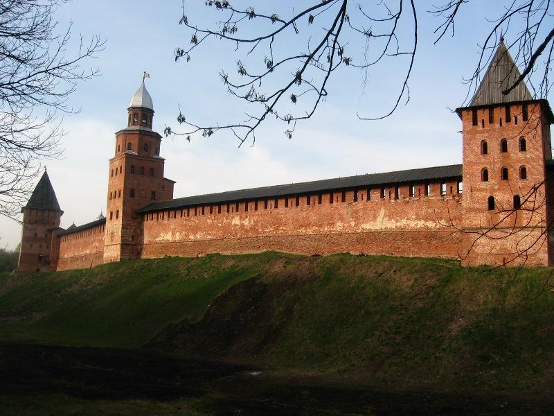 фото кремль великий новгород